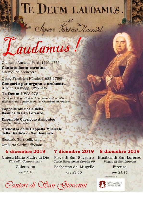Laudamus - 1 - Cantori di San Giovanni