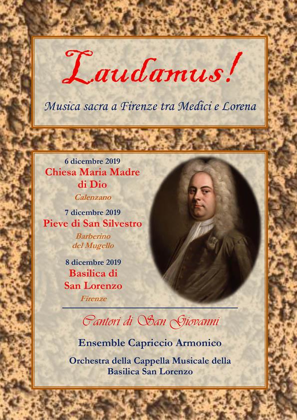 Laudamus - Cantori di San Giovanni